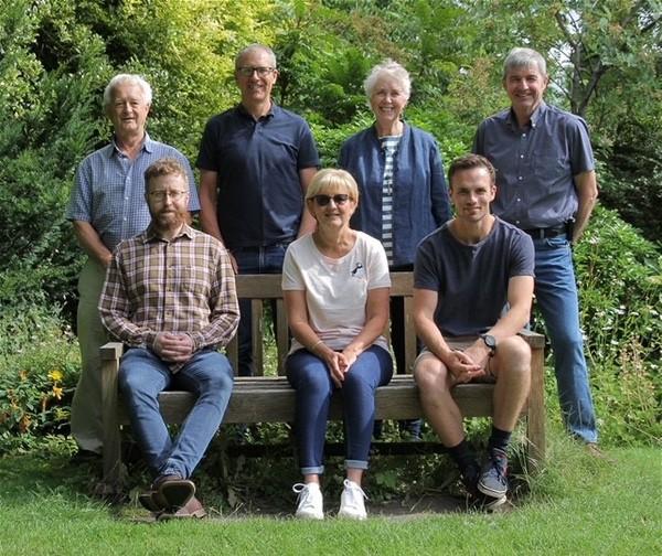 Councillors group photo