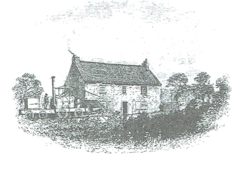 Stephenson's Cottage